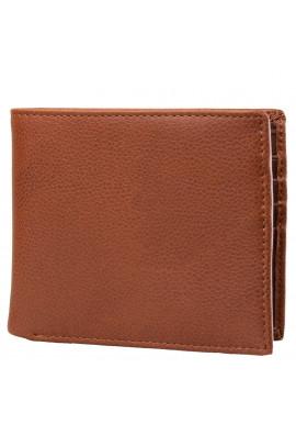 Фото Кошелек мужской кожаный SMITH&CANOVA FUL-26826-tan-brown