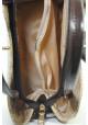 Комбинированная лаковая женская сумка Betty Pretty