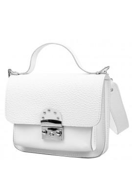 Фото Женская кожаная сумка ETERNO AN-KK152-white