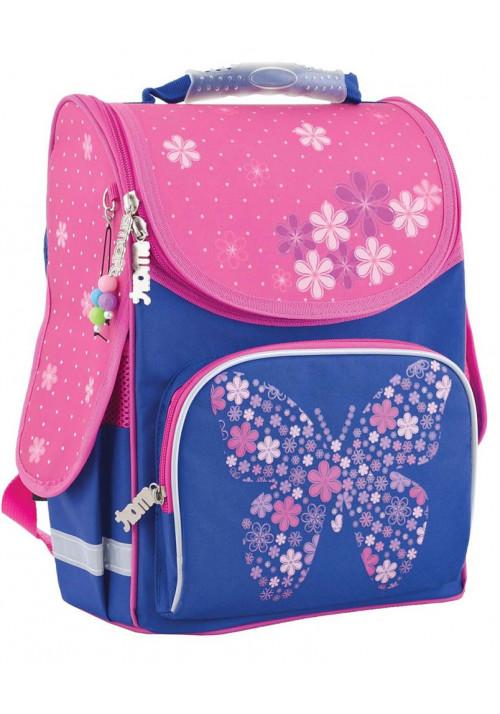 """Ранец школьный каркасный """"Smart"""" PG-11 Flower butterfly"""
