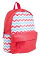 Красный женский молодежный рюкзак YES WEEKEND - интернет магазин stunner.com.ua