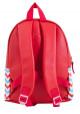 Красный женский молодежный рюкзак YES WEEKEND, фото №4 - интернет магазин stunner.com.ua