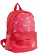 Красный женский рюкзак для подростка YES WEEKEND