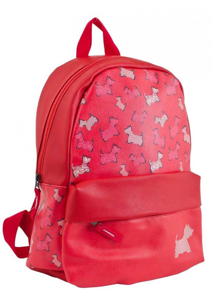 Красный рюкзак для подростка YES WEEKEND