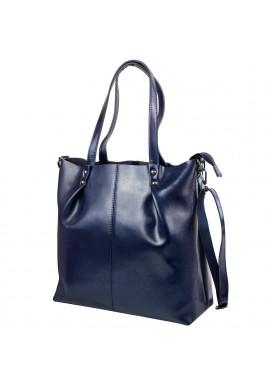 Фото Женская сумка кожаная ETERNO 2020-6 Blue