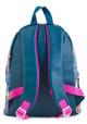 Синий подростковый рюкзак среднего размера YES WEEKEND