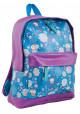 Синий подростковый рюкзак с прикольным рисунком YES WEEKEND - интернет магазин stunner.com.ua