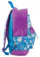 Синий подростковый рюкзак с прикольным рисунком YES WEEKEND, фото №2 - интернет магазин stunner.com.ua