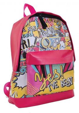 Фото Яркий летний подростковый рюкзак YES WEEKEND