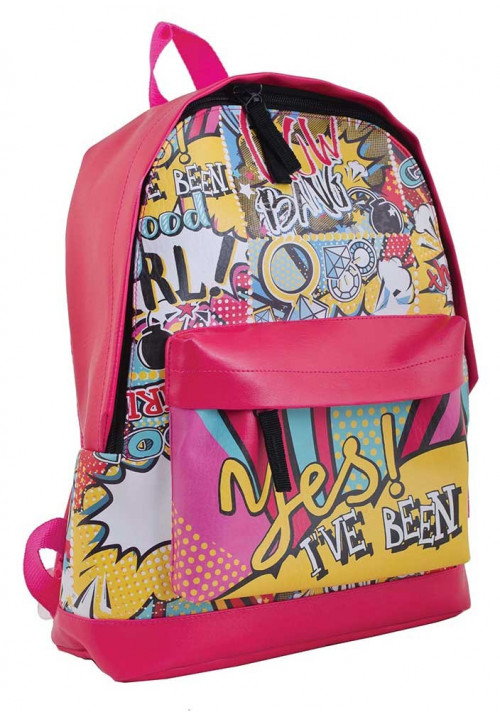 Яркий летний молодежный рюкзак YES WEEKEND