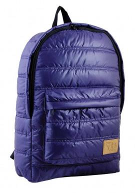Фото Дутый сиреневый молодежный рюкзак YES OXYGEN