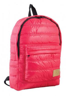 Фото Дутый красный молодежный рюкзак ST-15 YES OXYGEN