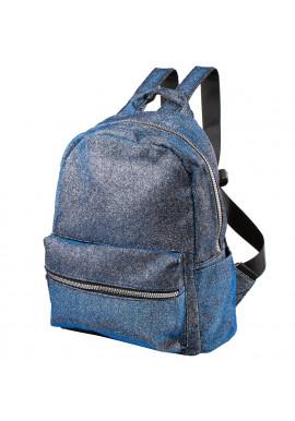 Фото Женский рюкзак блестящий VALIRIA FASHION DETAG9003-5