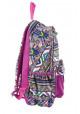 Сиреневый молодежный рюкзак YES ST-15 Ethnos, фото №2 - интернет магазин stunner.com.ua