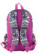 Сиреневый молодежный рюкзак YES ST-15 Ethnos, фото №4 - интернет магазин stunner.com.ua