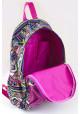 Сиреневый молодежный рюкзак YES ST-15 Ethnos, фото №5 - интернет магазин stunner.com.ua
