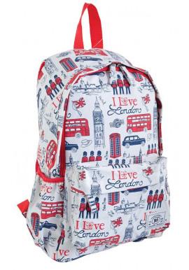 Фото Модный светлый молодежный рюкзак YES ST-15 London