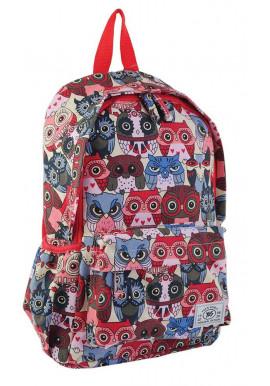 Фото Оригинальный молодежный рюкзак YES ST-15 Owls