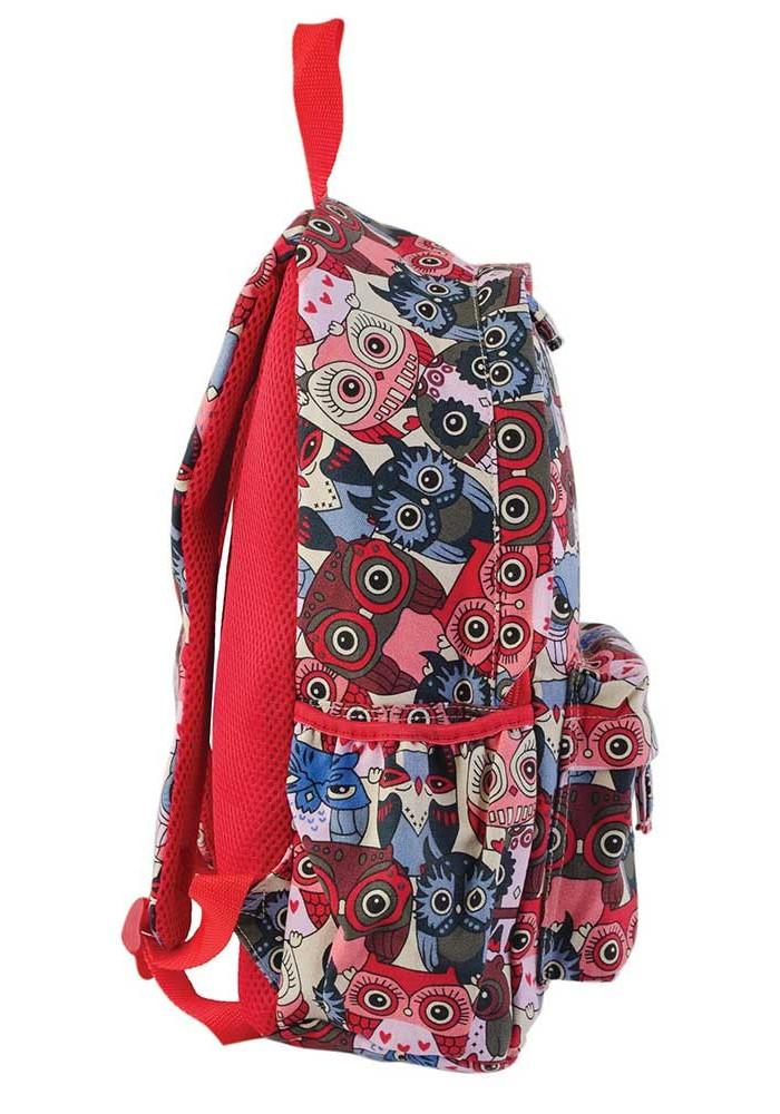 4c0d7043de07 ... Оригинальный молодежный рюкзак YES ST-15 Owls, фото №2 - интернет  магазин stunner ...