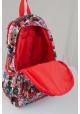 Оригинальный молодежный рюкзак YES ST-15 Owls, фото №5 - интернет магазин stunner.com.ua
