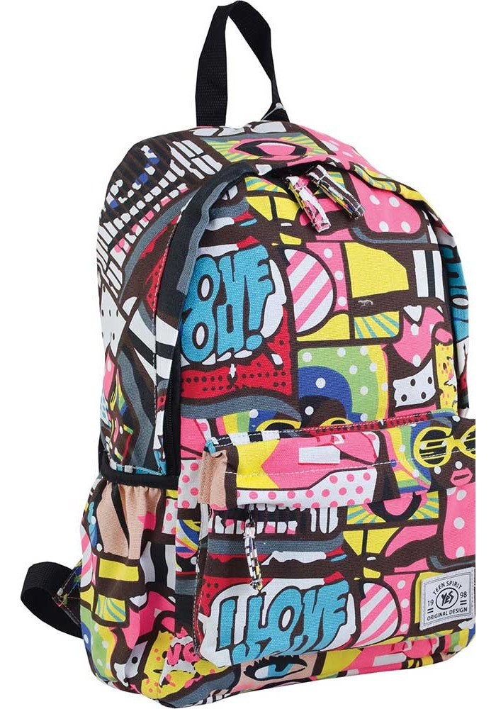 Фото Стильный молодежный рюкзак YES ST-15 Style