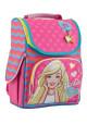 Каркасный школьный рюкзак для девочки H-11 Barbie rose - интернет магазин stunner.com.ua