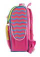 Каркасный школьный рюкзак для девочки H-11 Barbie rose, фото №2 - интернет магазин stunner.com.ua