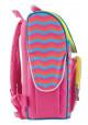 Каркасный школьный рюкзак для девочки H-11 Barbie rose, фото №3 - интернет магазин stunner.com.ua