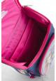 Каркасный школьный портфель для девочки H-11 Sofia blue