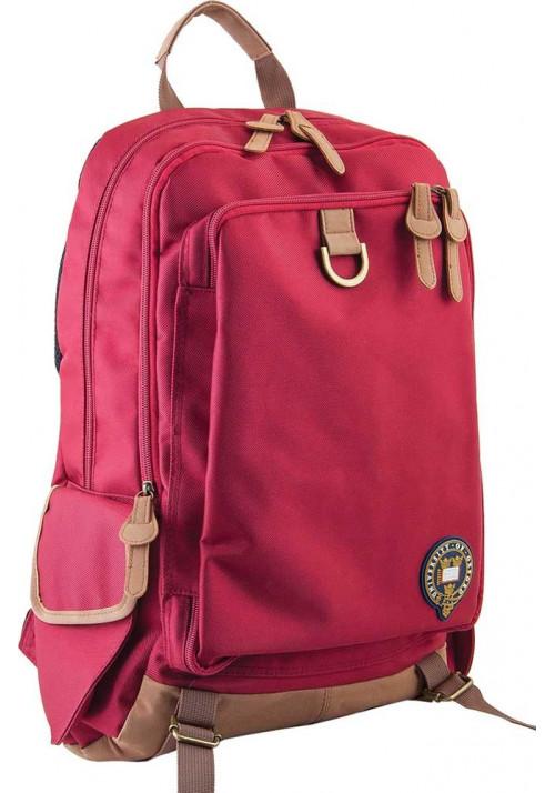 Красный городской рюкзак серии Oxford YES OX 186