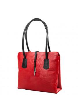 Фото Женская кожаная сумка DESISAN SHI-062-131