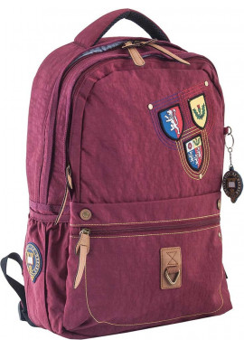 Фото Бордовый городской рюкзак серии Oxford YES OX 194