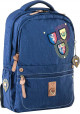 Синий городской рюкзак серии Oxford YES OX 194 - интернет магазин stunner.com.ua