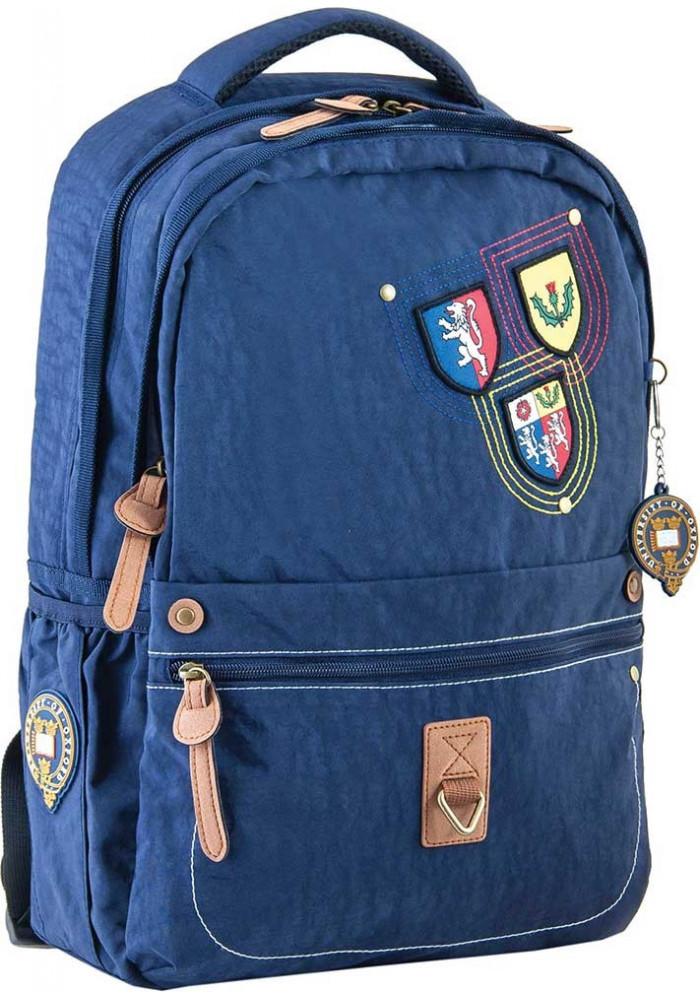 Синий городской рюкзак серии Oxford YES OX 194