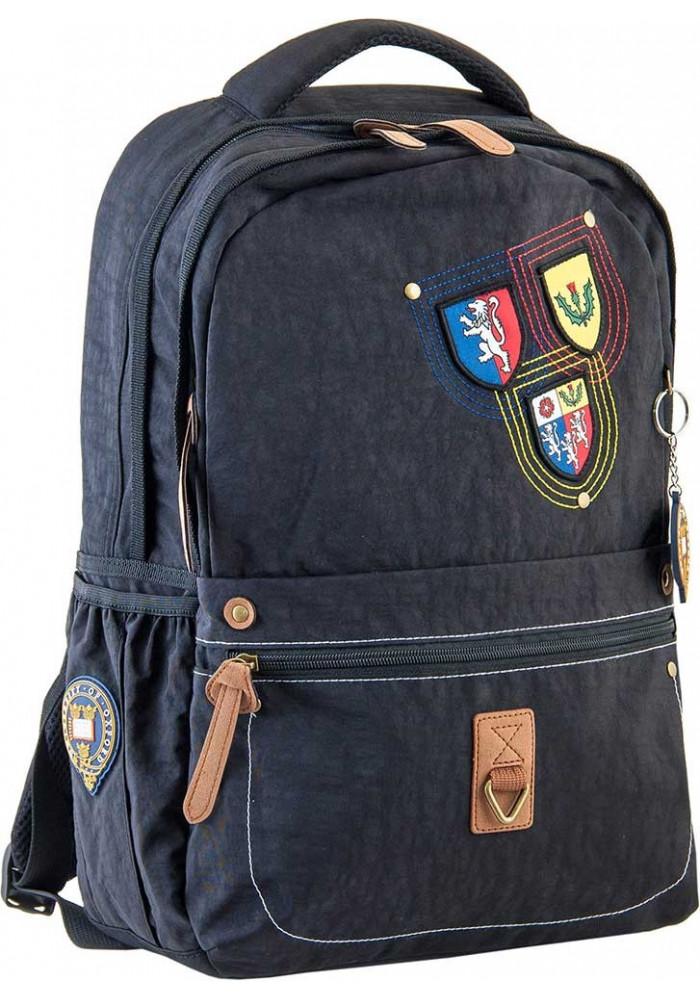 Черный городской рюкзак серии Oxford YES OX 194