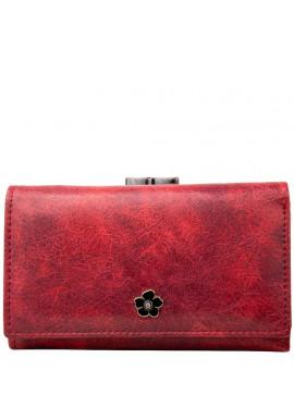 Фото Кошелек женский кожаный 4U CAVALDI DNKPX23-2-JZ-red