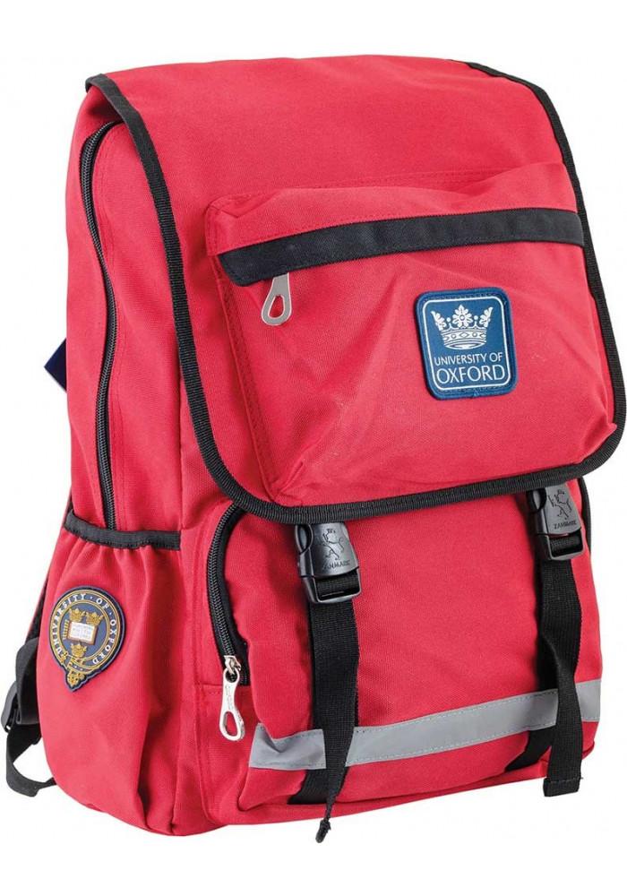 Красный городской рюкзак серии Oxford YES OX 228