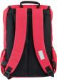 Красный городской рюкзак серии Oxford YES OX 228, фото №3 - интернет магазин stunner.com.ua