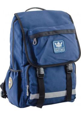 Фото Синий городской рюкзак серии Oxford YES OX 228