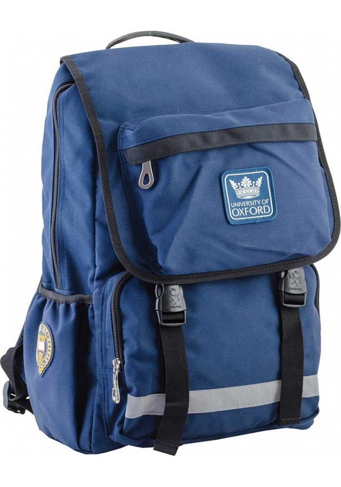 Синий городской рюкзак серии Oxford YES OX 228
