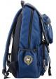 Синий городской рюкзак серии Oxford YES OX 228, фото №2 - интернет магазин stunner.com.ua
