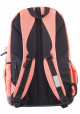 Персиковый подростковый рюкзак серии Oxford YES OX 236, фото №3 - интернет магазин stunner.com.ua