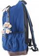 Синий подростковый рюкзак серии Oxford YES OX 236, фото №2 - интернет магазин stunner.com.ua