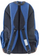 Синий подростковый рюкзак серии Oxford YES OX 236, фото №3 - интернет магазин stunner.com.ua