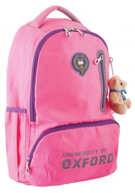 Фото Розовый городской рюкзак серии Oxford YES OX 280