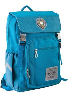 Фото Бирюзовый тканевый городской рюкзак серии Oxford YES OX 283