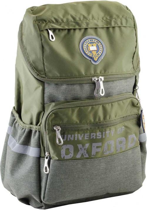 Зеленый городской рюкзак серии Oxford YES OX 284