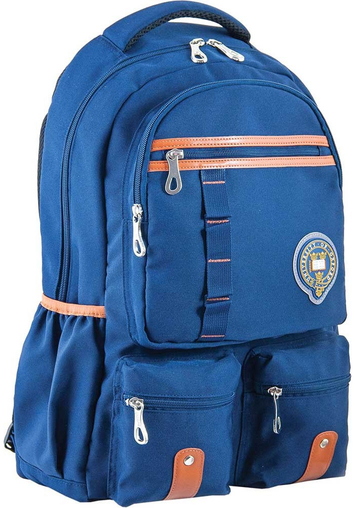 Синий подростковый рюкзак серии Oxford YES OX 292