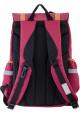 Бордовый подростковый рюкзак серии Oxford YES OX 301