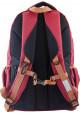 Бордовый подростковый рюкзак серии Oxford YES OX 302, фото №3 - интернет магазин stunner.com.ua